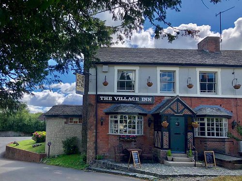 About The Village Inn at Liddington pub, Swindon